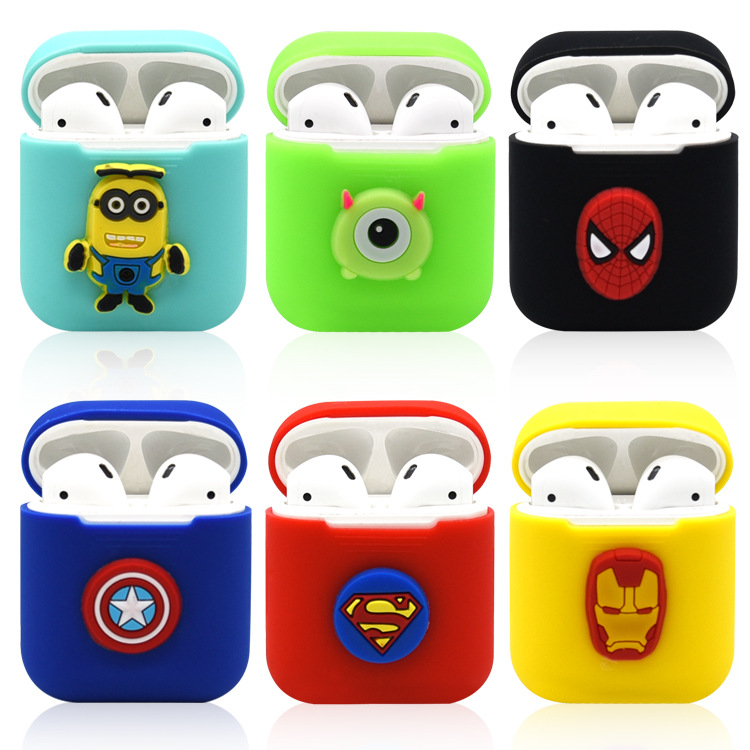 For AirPods Case Earpods Case Protective Silicone Cover