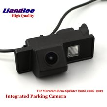 Liandlee For Mercedes Benz Sprinter (906) 2006~2013 Car Rear View Backup Parking Camera Rearview Reverse Camera / SONY HD CCD for mercedes benz glk class x204 2013 2015 trunk handle car reverse camera rear view backup parking camera hd ccd night vision