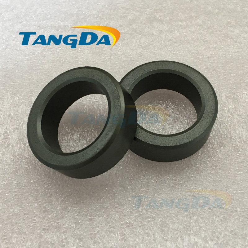 1 piece 85 55 20 ferrite core bead 85*55*20mm magnetic ring PC40 magnetic coil inductance interference anti-interference A. color ring inductance 0307 3 9uh a03073r9 color code 20