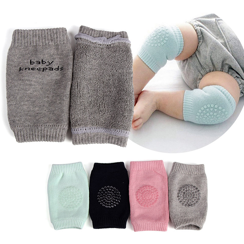 Baby Knee Pads Protector Kids Safety Crawling Elbow and Knee Protective for Infants Toddlers Baby Leg Warmers zl051
