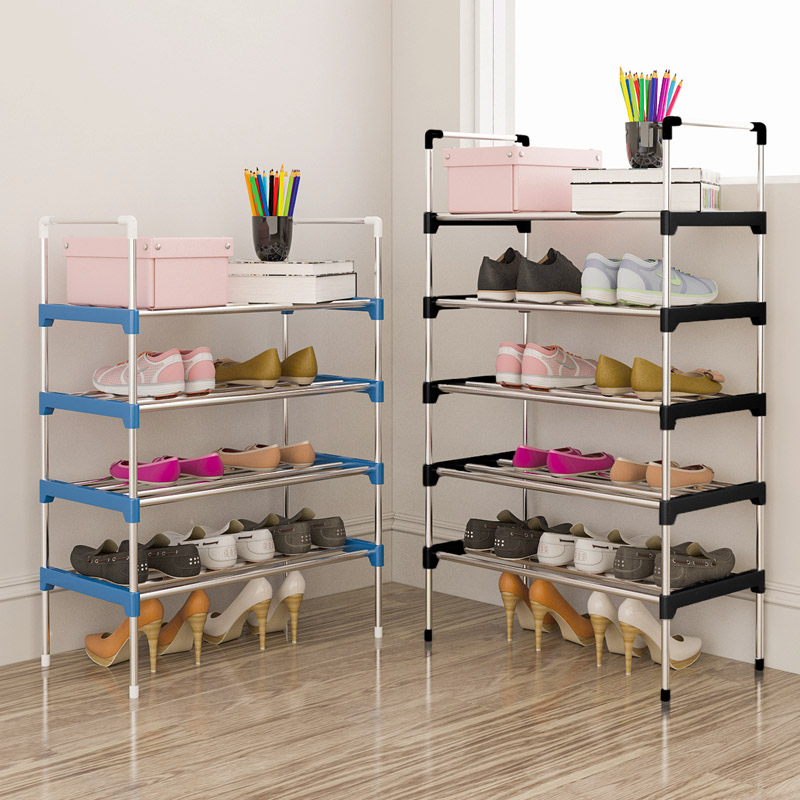 Shoe Rack Easy Assembled Plastic Multiple layers Shoe cabinet Storage Organizer Stand Holder Keep Room Neat Door Home Decoration 49 golf ball display case cabinet holder rack w uv protection