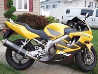 Yellow Silver Motorcycle Molding Kit for 2001 2002 2003 HONDA CBR 600 F4i CBR600F4i Complete Injection Fairing Kit Bodywork