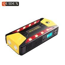 Quidux реальные 10000 мАч автомобиля Пусковые устройства большой разряда Дизель Авто Запасные Аккумуляторы для телефонов 12 В для автомобиля Двигатель Booster начать джемпер батарея