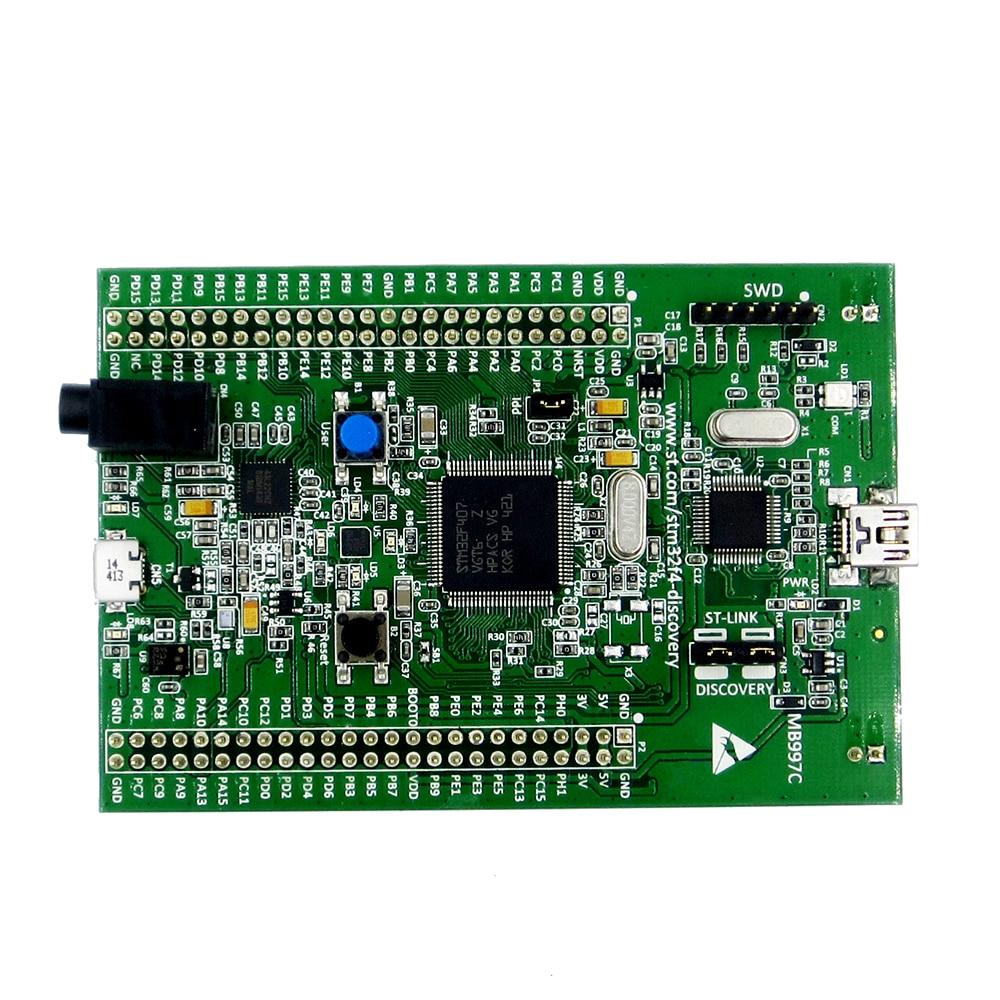 Stm32f4 Discovery Stm32f407 Cortex-m4 Development Board Module st-link V2