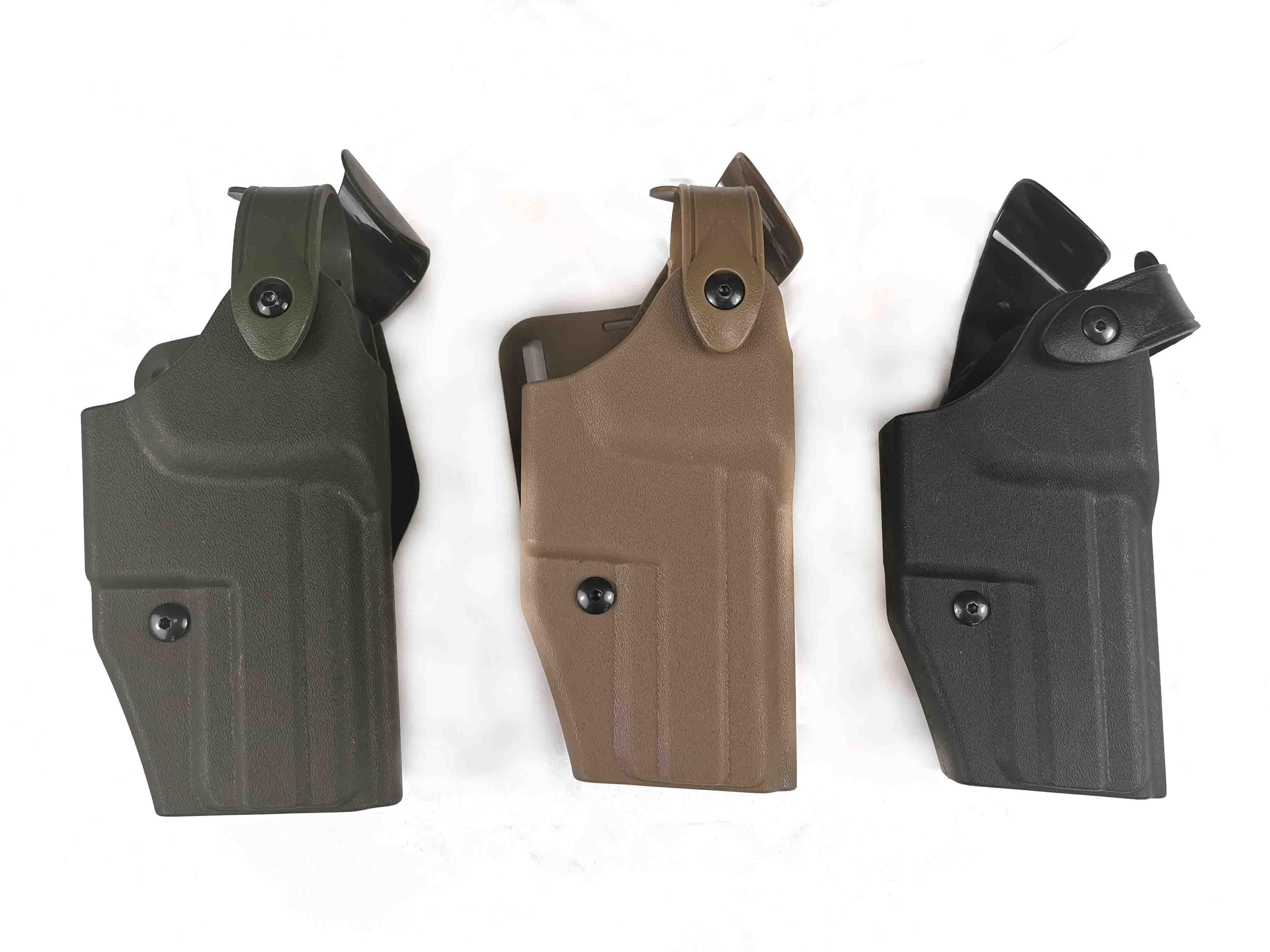 Tactical Safariland 6320 Waist Belt Holster For Army Hunting USP Pistol Military Gear Gun Holster Black/Tan