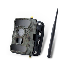12MP 1080P Trail Hunting Camera MMS GPRS 3G Wireless IR LEDs Night Vision Wildlife Scouting Game Camera Digital Surveillance trail camera 12mp ir night vision wildlife deer hunting camera hc 300m with 32gb memory transfer photos video by sms mms gsm