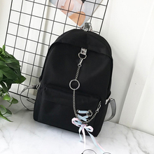 Girl's Backpacks with Hanging Chains
