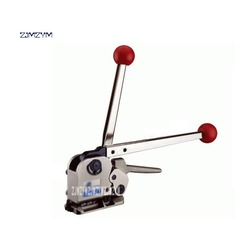 GD35 ręczne narzędzia do belowania bezśrubowa taśma stalowa narzędzie/maszyna do spinania 0.5-0.75 MM 16MM 19MM maszyna do spinania metalu gorąca sprzedaż