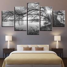 5 pcs,Full Square 5D DIY Diamond Painting big tree Full diamond Embroidery mosaic Cross Stitch Rhinestones Y1025