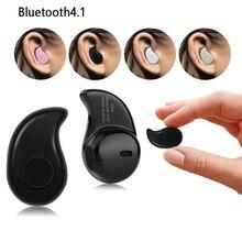 Мини Беспроводной Bluetooth наушники S530 наушник стерео гарнитура Blutooth наушники для Android и iPhone 7 6