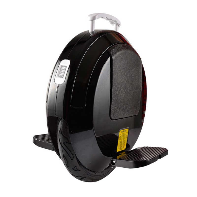 14 インチ一輪電動スクーター Bluetooth 音楽一輪車バランス hoverboard クールな手押し車