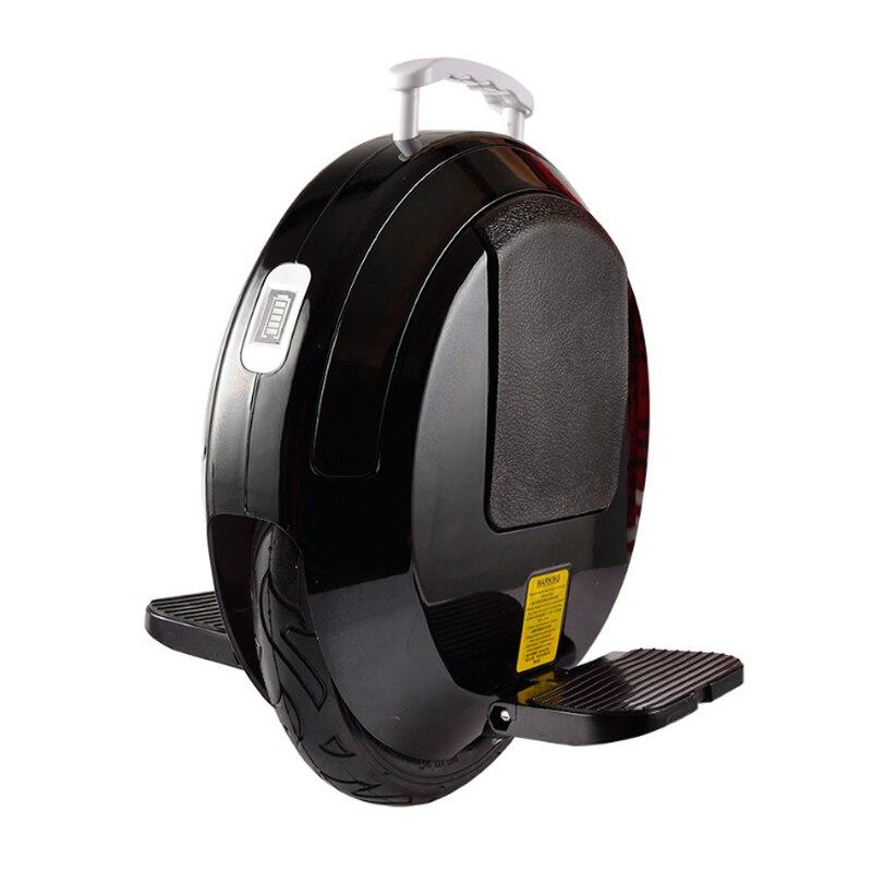 14 pouces une roue scooter électrique Bluetooth musique monocycle balance hoverboard plus cool brouette