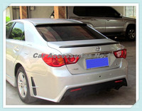 Carbon Fiber CAR REAR WING TRUNK SPOILER FOR Toyota Reiz Mark X 2010 2011 2012 2013 2014 2015 2016 2017 by EMS