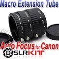 Бесплатная доставка макрос удлинитель для CANON EF-S