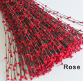 Pip Berry Garland Vine Stem Rose color Pip Berries,Pip Berry,Fall Wreath,Wreath Material,Flower crown