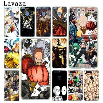 Lavaza One Punch Man Hard Phone Case for Huawei P20 P10 P8 P9 Lite Plus 2015 2016 2017 P20 Pro P smart Shell Cover