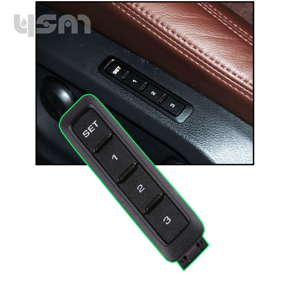 цена на New Seat Memory Adjust Switch Button For VW Tiguan 2010-2013 CC 2010-2013 Passat 2006-2009 Jetta 2005-2010 1Z0 959 769 A