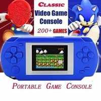 268 console di gioco Con 268 Giochi Differenti 2 Pollici Schermo 502 Schermo a Colori Display del Palmare Console di Gioco Giocatore del Gioco
