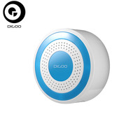DiGOO DG ROSA 433MHz Wireless DIY Standalone Alarm Siren Multi Function Home Security Alarm Systems Host