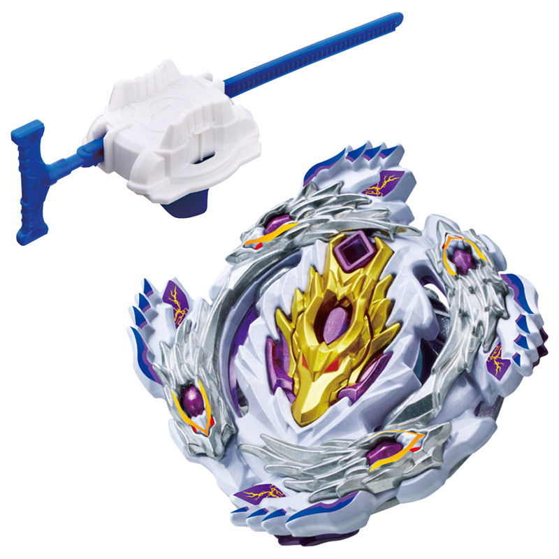 Original TOMY Beyblade burst B-110 Starter Bloody Longinus. 13. JI bey blade bayblade burst Top Spinner Toy original tomy beyblade burst b 66 lost longinus n sp with launcher arena bey blade bayblade top spinner attack toy for kids gift