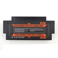 Black 60 Pin to 72 Pin FC to NES Adapter 3