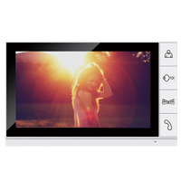 FREE SHIPPING Home Security 9 Inch TFT LCD Monitor Video Door Phone Intercom IN STOCK