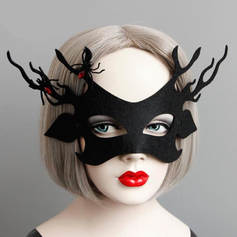 <font><b>Halloween</b></font> Decoration <font><b>Masks</b></font> <font><b>Sexy</b></font> <font><b>Mask</b></font> <font><b>Lace</b></font> Eye Venetian Party Masquerade Ball Costume Lady Woman Gifts Carnival Party <font><b>Masks</b></font> image