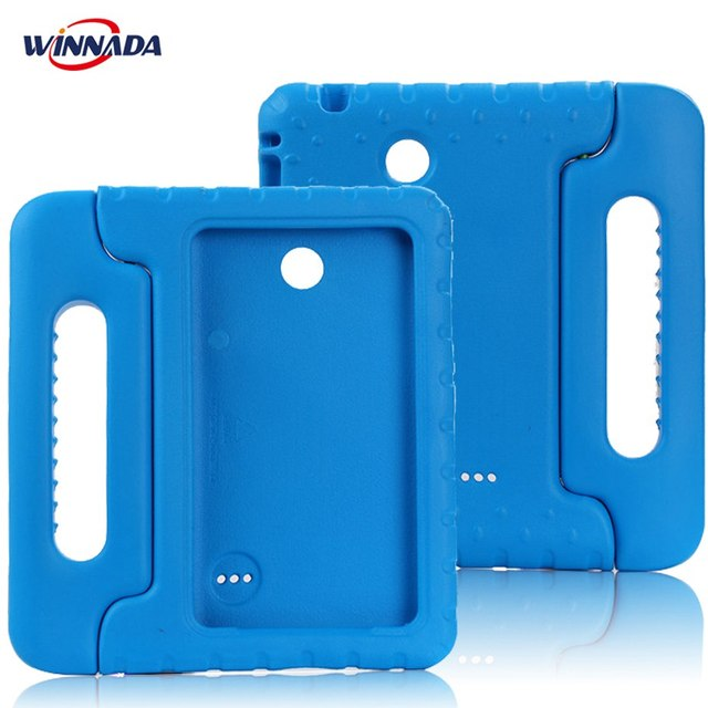 Case for Samsung Galaxy Tab 4 8.0 T330 T331 hand held full body Kids Children Safe Silicone for SM T330 SM T331 tablet cover