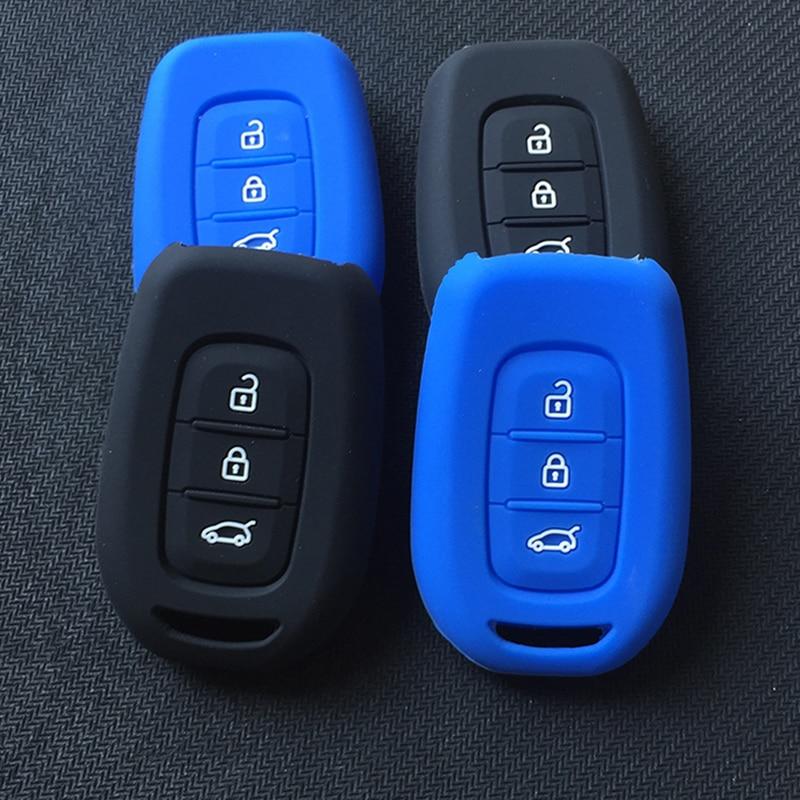 2x Remote Silicone Key Fob Cover Case For Renault koleos Kadjar Megane 2016//2017