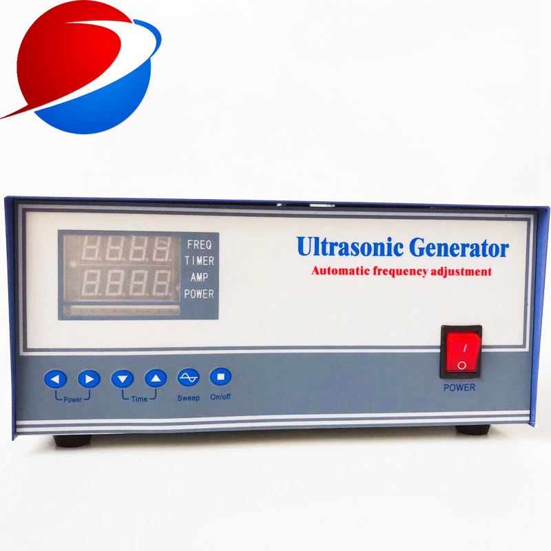 1200W professional ultrasonic cleaner generator 20khz for cleaning tank with CE - 3