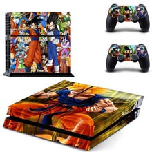 Dragon Ball Decal Skin For PS4 Console