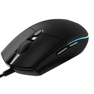 Image 3 - Logitech G102 게임용 마우스 8000 인치 당 점 조정 가능한 RGB 매크로 프로그래밍 가능한 기계식 버튼 windows 10/8/7 용 유선 마우스 게임 마우스