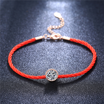 Bracelet Porte Bonheur Argent