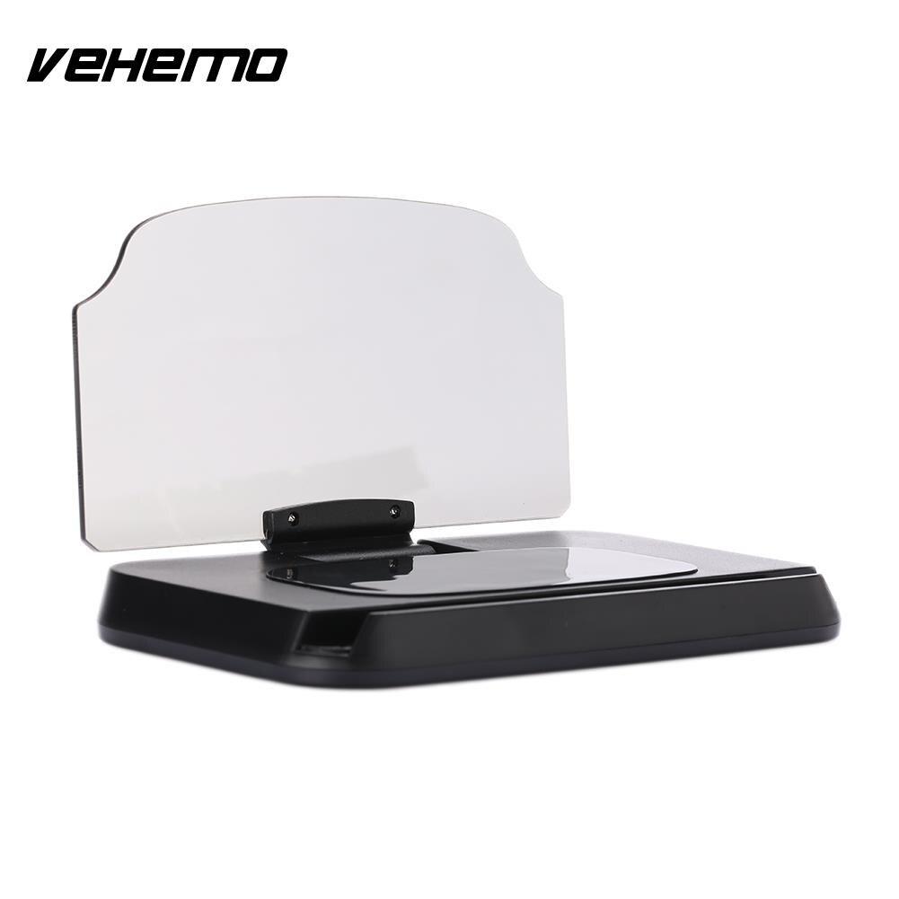 Vehemo Поворотный 6 дюйм(ов) HUD Дисплей Кронштейн Автомобильный держатель Универсальный смартфон