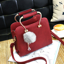 Female package 2018 female han edition stereotypes sweet vogue bag the new worn one shoulder