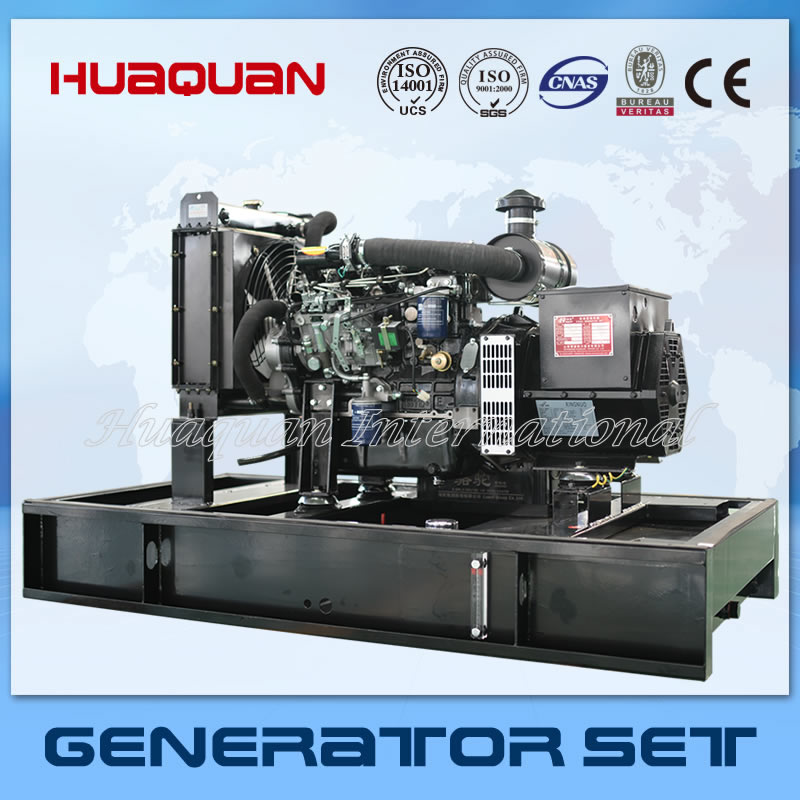 WSE 5KW Diesel DC Battery Charging Generator Applied for Car/Truck