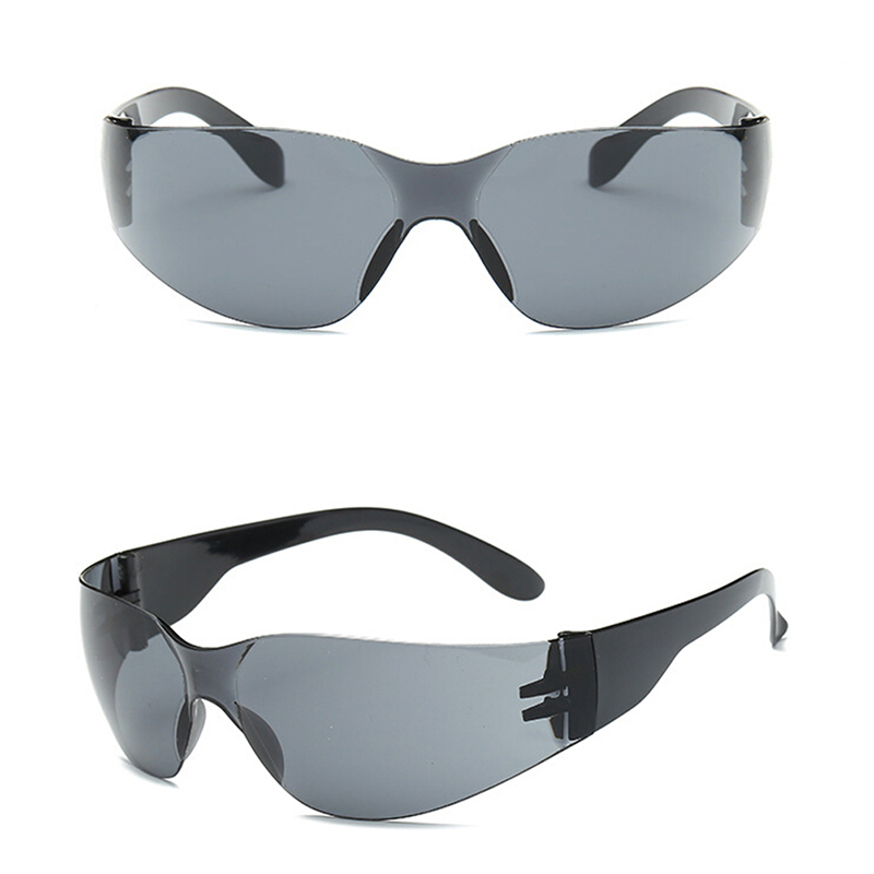 1pc Eye Protection Protective Safety Riding Goggles Vented Glasses Work Lab Dental 4.5 x 19cm