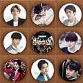 Youpop KPOP EXO EXO-K EXO-M Love Me Right Album Brooch K-POP Pin Badge Accessories For Clothes Hat Backpack Decoration HZ1626