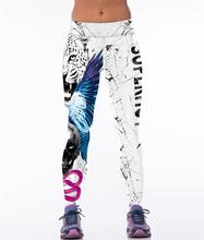 2016 Sexy Womens Workout Leggings For Joggers Fitness legging high waist Elastic Gymnasium leggins workout Jegging leggings