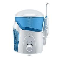 HOT! Fc288 Water Flosser Oral Irrigator 7Pcs Tips Dental Water Floss 600Ml Oral Hygiene Dental Flosser Water Flossing Oral Hea