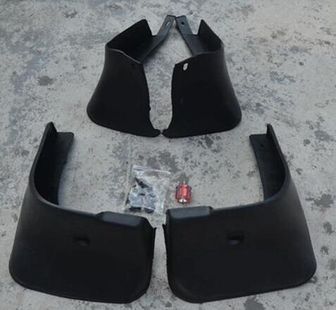 For Toyota Corolla Altis E140 2007-2013 Mudflaps Splash Guards Mud Flap Front Rear Mudguards Fender 2008 2009 2010 Mud Flaps