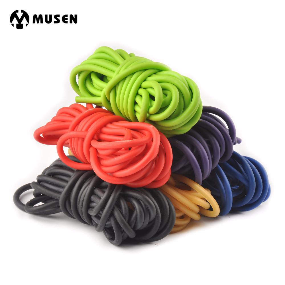 Replacement-Band Rubber-Tube Slingshot Catapults Latex Elastic Natural Outdoor Stretch