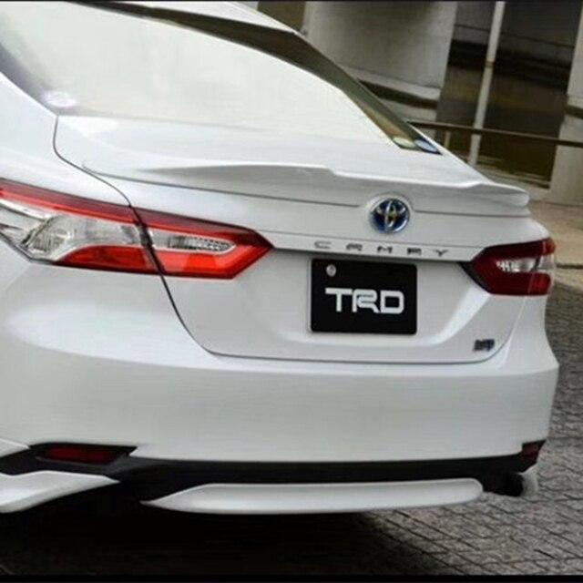 Shchcg For Toyota Camry Spoiler 2018 Abs Plastic Material Primer
