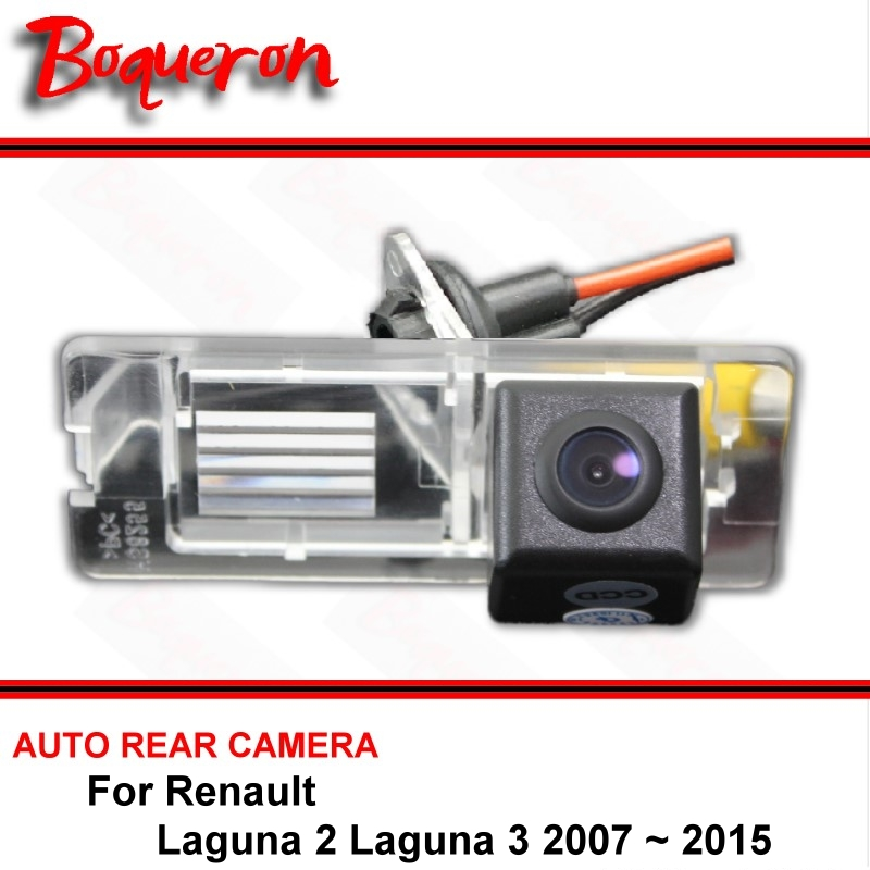 все цены на For Renault Laguna 2 Laguna 3 2007 ~ 2015 Night Vision Rear View Camera Reversing Camera Car Back up Camera HD CCD Wide Angle онлайн