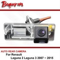 Per Renault Laguna 2 Laguna 3 2007 ~ 2015 Night Vision Telecamera di Retrovisione Telecamera di retromarcia Back up Macchina Fotografica HD CCD Grandangolare