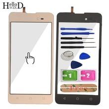 5.0 telefon komórkowy ekran dotykowy ekran ze szkła do BQ BQ 5035 aksamitna BQ 5035 BQS 5035 dotykowy digitalizator do szkła ekranu czujnika panelu klej