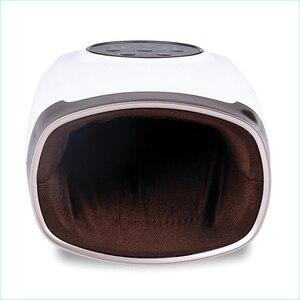 Image 4 - Eléctrica de acupresión masajeador para palma de mano Protector de belleza cuidado de la mano herramientas para relax
