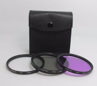 72mm UV CPL FLD Lens Filter Kit For Canon 760D 750D 60D 70D 80D 15 85mm