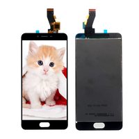 5Inch For Meizu M3S Mini LCD Display Digitizer Touch Screen Replacement Meilan M3S Mini Cell Phone
