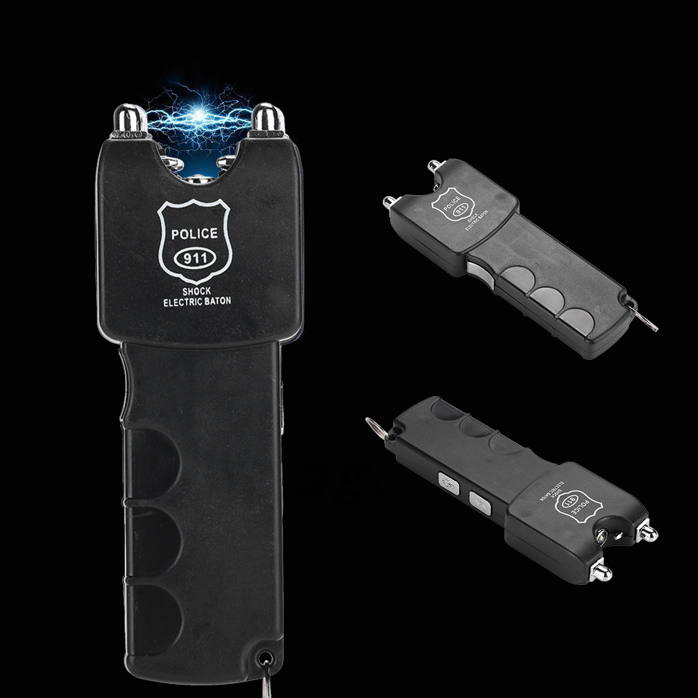 Stick Tricks Electric Shock Batons Electric Toy Plastic 1pcs Protect Prank Gadget Strong Funny Props Electric Shock Pen Jokes